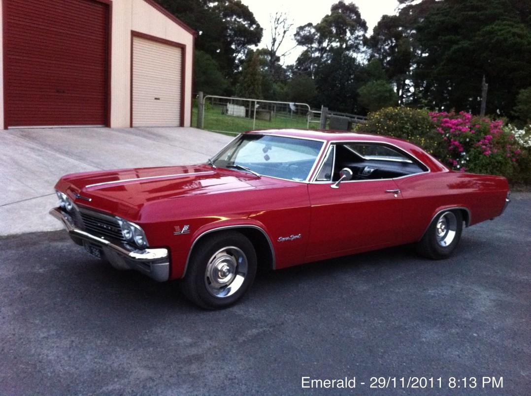 1965 Chevrolet SS Impala