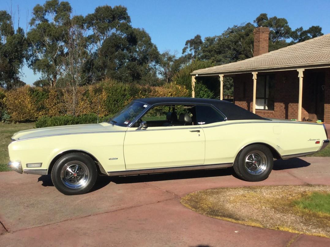 1969 Mercury Montego MX