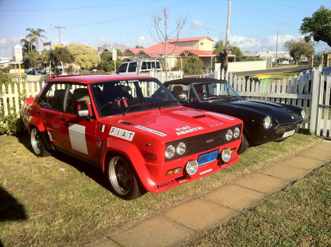 1976 Fiat 131 MIRAFIORI