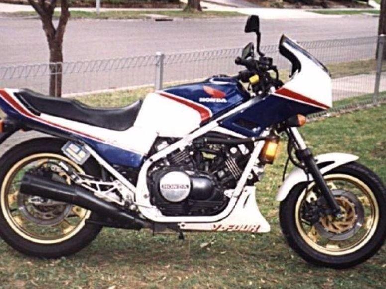 1984 Honda 748cc VF750F