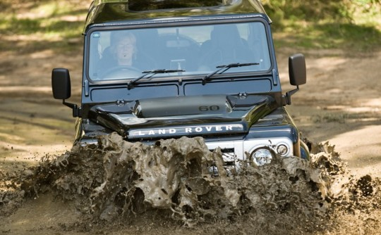 2008 Land Rover DEFENDER 110 SVX (4x4)