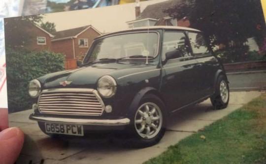 1990 Mini Racing Green