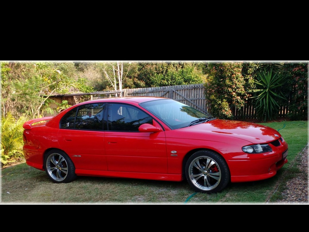 2002 Holden VX SS Commodore