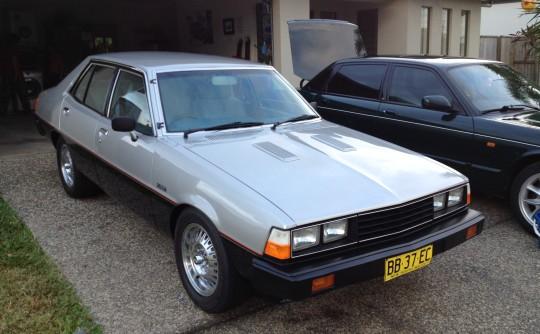 1981 Mitsubishi Sigma Factory Turbo #047