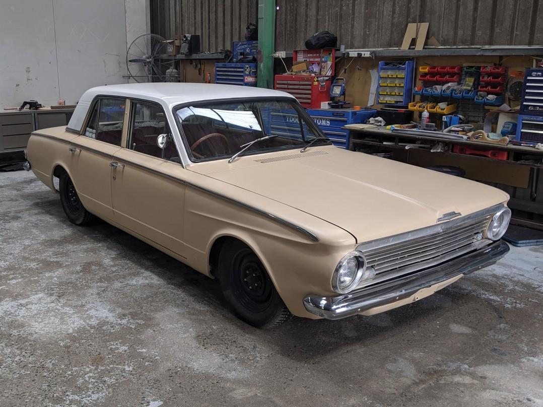 1965 Chrysler Valiant AP5