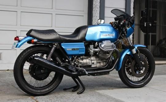 1979 Moto Guzzi Le Mans CX100