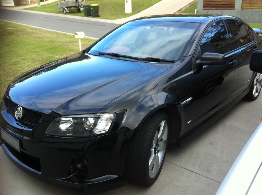 2009 Holden COMMODORE SSV