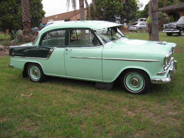 1959 Holden FC Special
