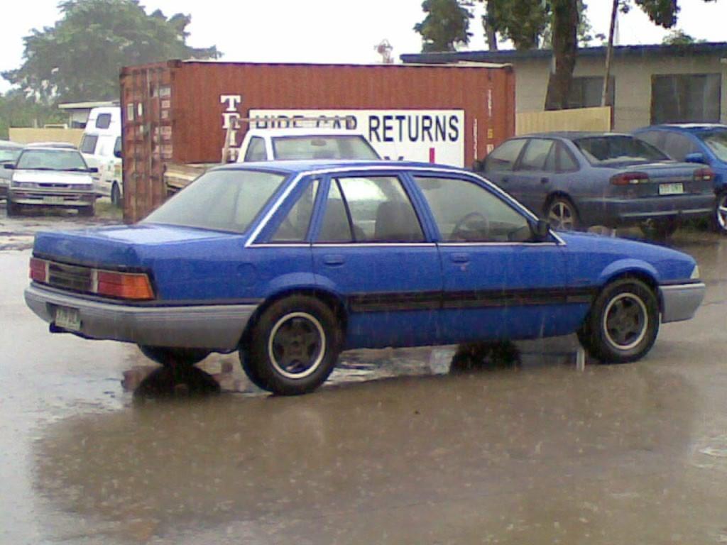 1986 Holden VL Commodore