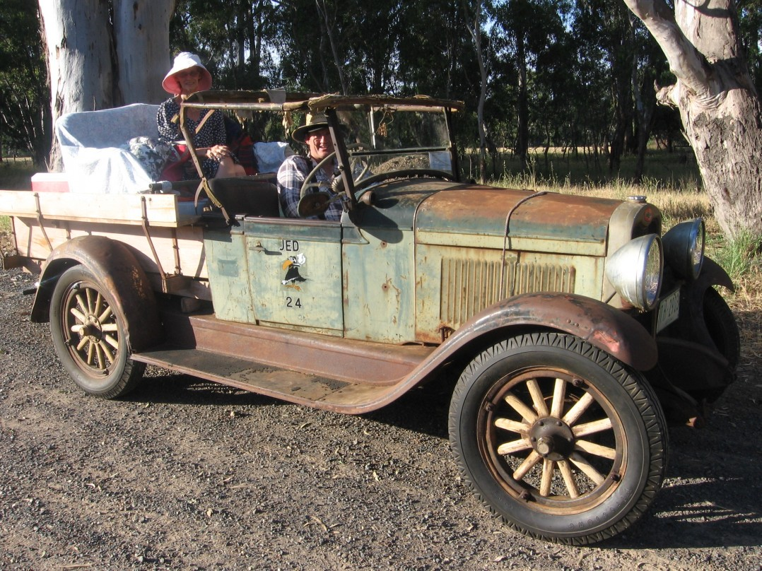 1928 Chevrolet pick up
