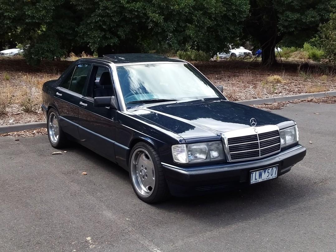1989 Mercedes-Benz 190 E 2.6