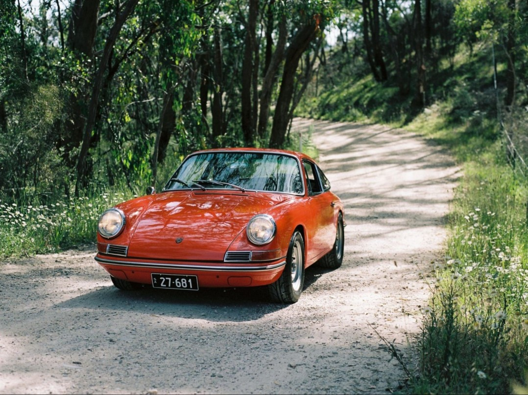 1966 Porsche 912/6