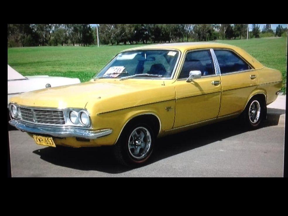 1977 Chrysler CENTURA GL