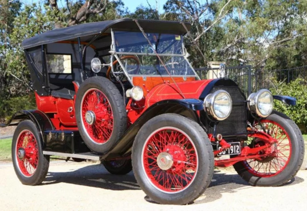 1912 Cadillac 30