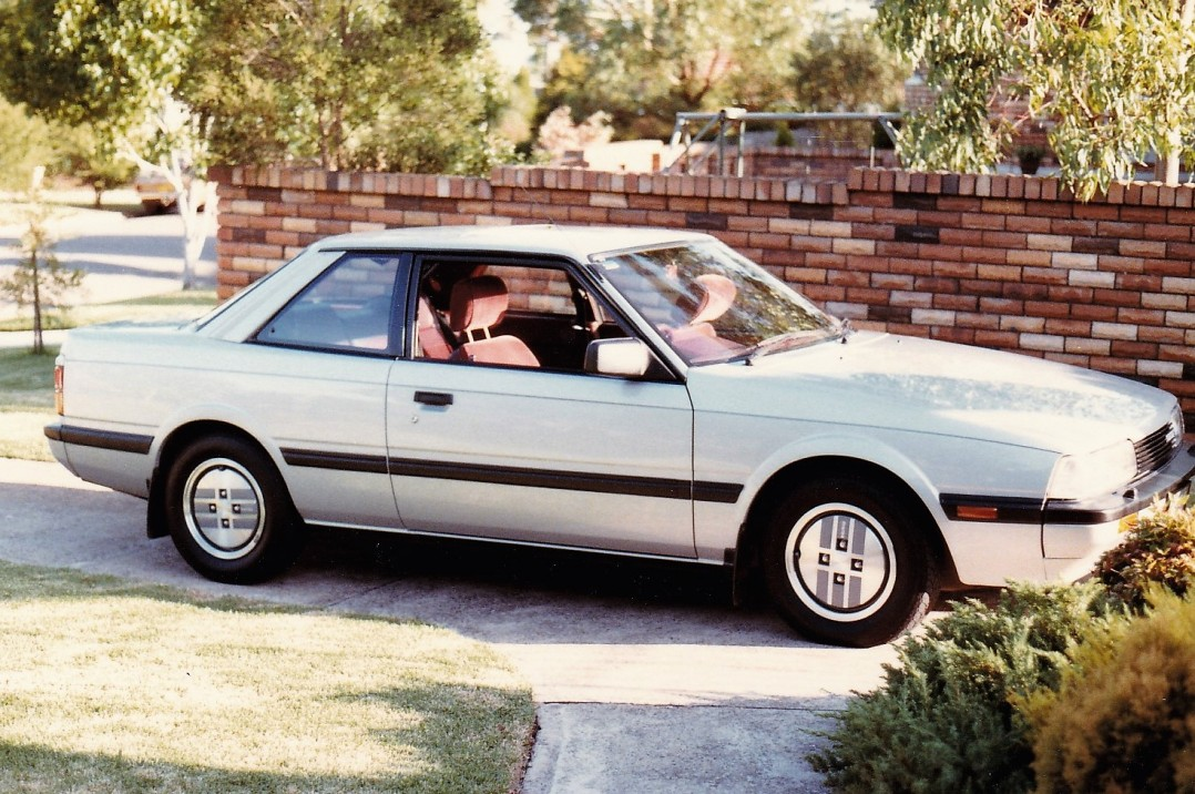 1984 Mazda 626 Special Edition Coupe