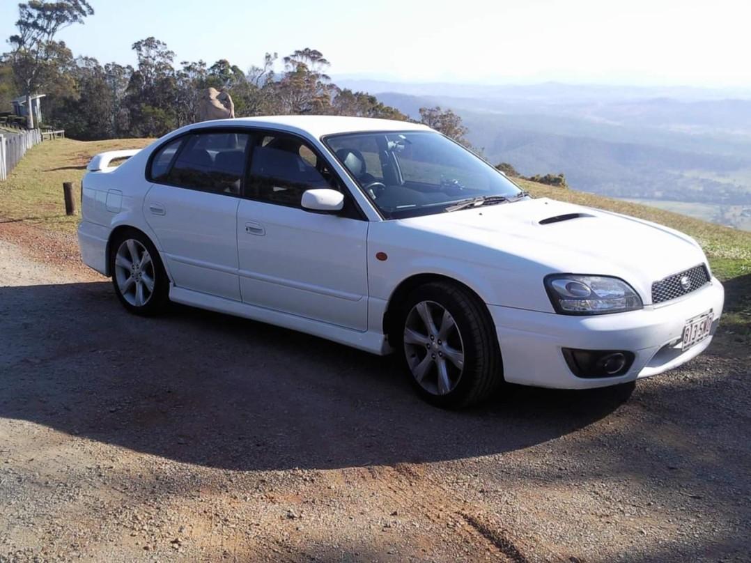2003 Subaru Liberty B4