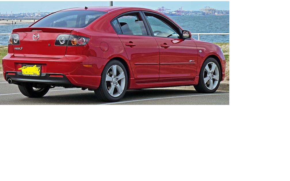 2004 Mazda SP23