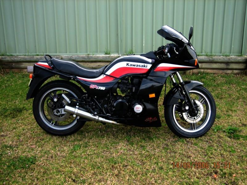 1983 Kawasaki GPZ750