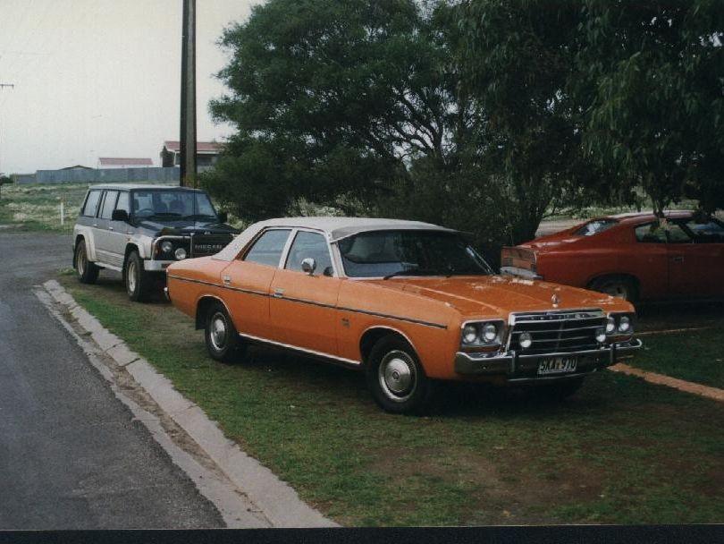 1978 Chrysler cm regal