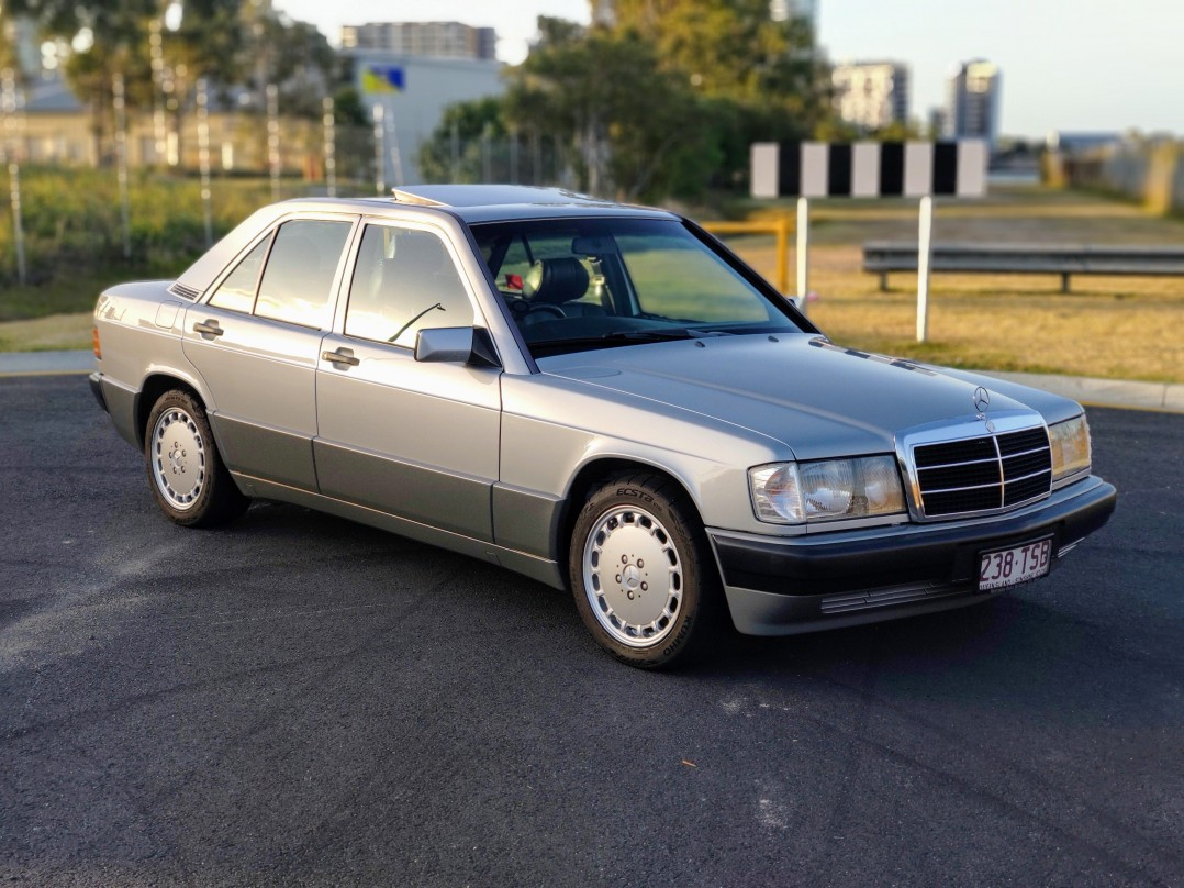1989 Mercedes-Benz 190 E 2.6 SPORTLINE