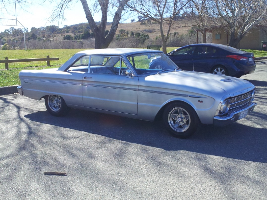 1964 Ford XM Coupe