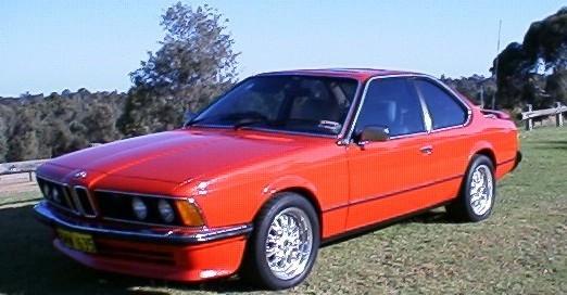1981 BMW 635CSI