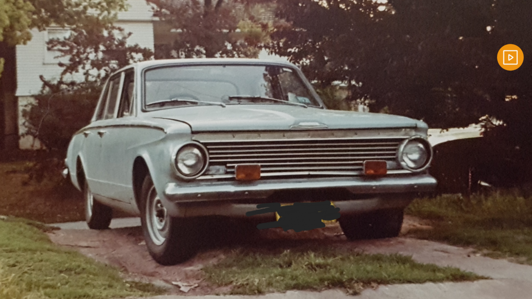 1963 Chrysler VALIANT