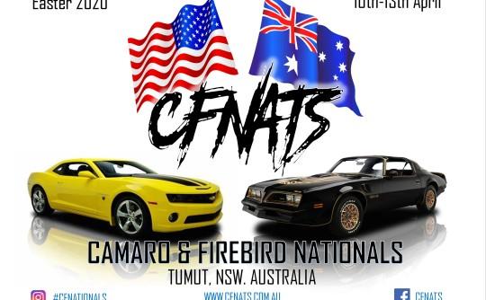 CFNATS - Camaro & Firebird Nationals