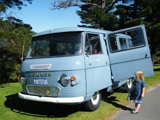 1970 Commer 2500 light bus