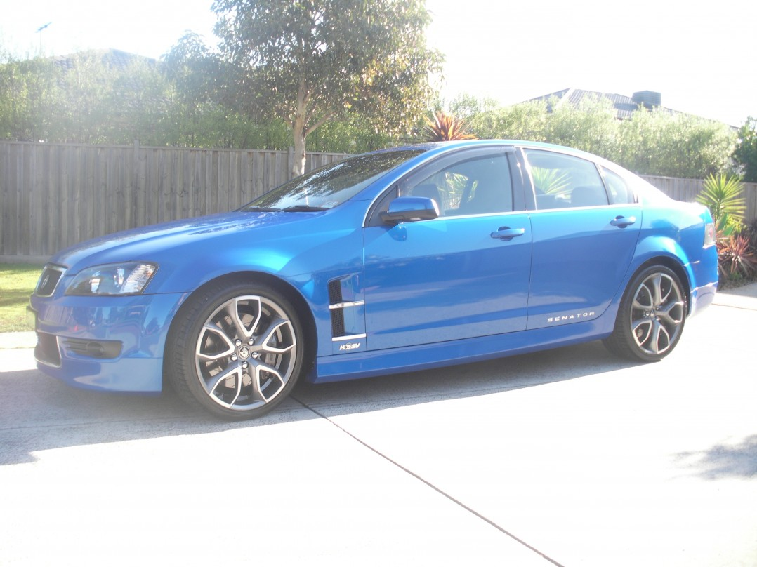 2008 Holden Special Vehicles SENATOR