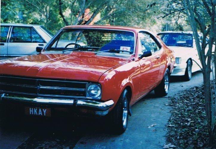 1968 Holden Monaro