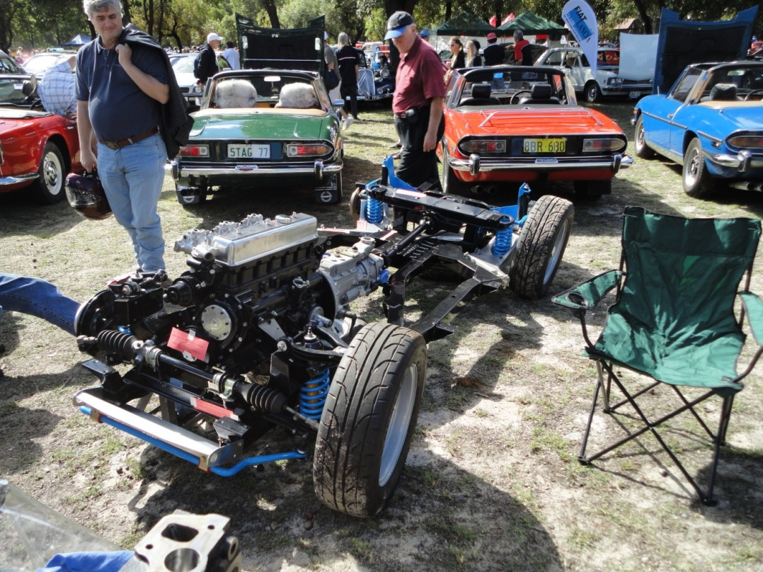 1969 Triumph TR 6
