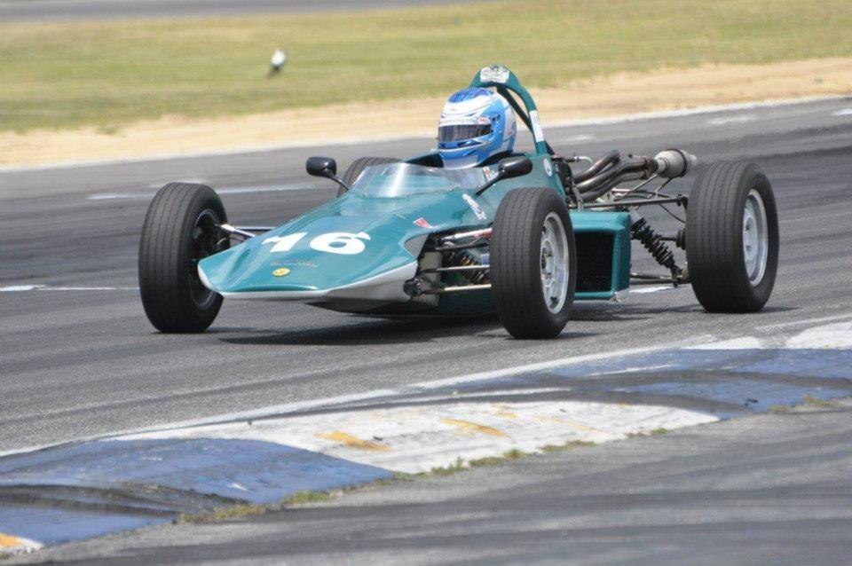 1972 Valour Formula Ford
