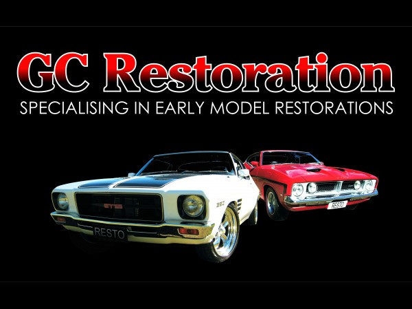 GC RESTORATION Logo