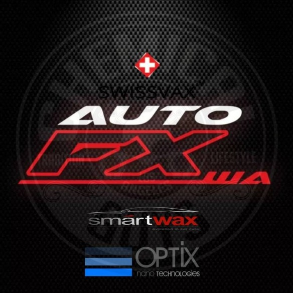 Chemical Guys WA & AutoFX WA Logo