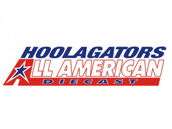 Hoolagators All American Diecast Logo