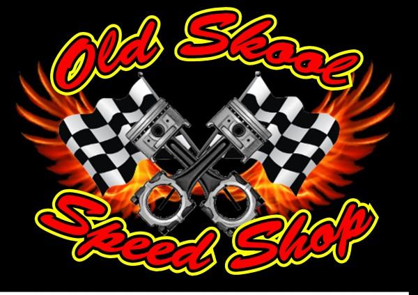 Old Skool Speed Shop Logo