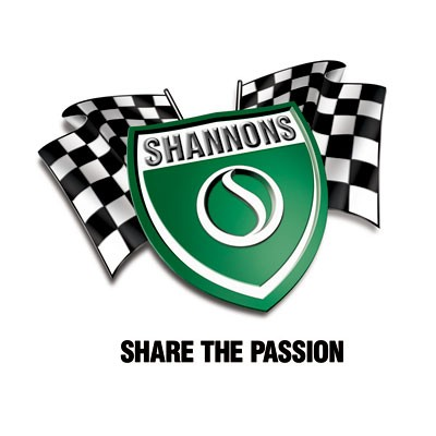 SHANNONS AUCTIONS Logo