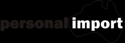 PERSONAL IMPORT PTY. LTD. Logo