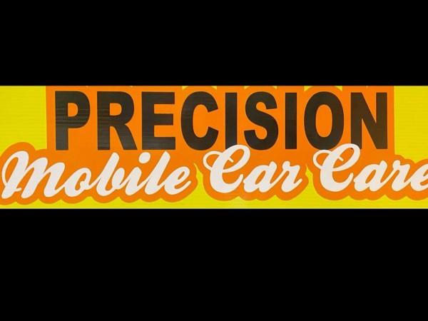 Precision Mobile Car Care Logo