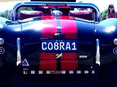 Cobra Cafe & Moonshine Logo