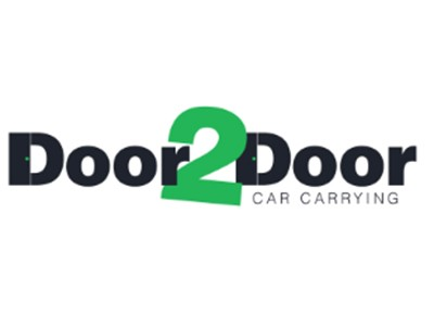 Door to Door Car Carrying Logo